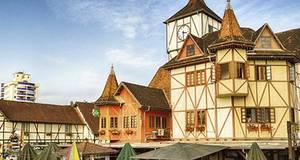 Rota Germânica – Ilhota, Blumenau e Pomerode
