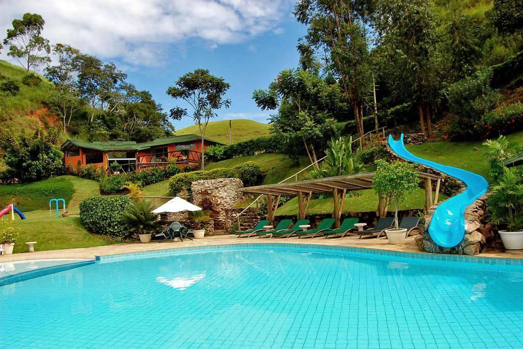 Hotel Fazenda Parador Maritacas