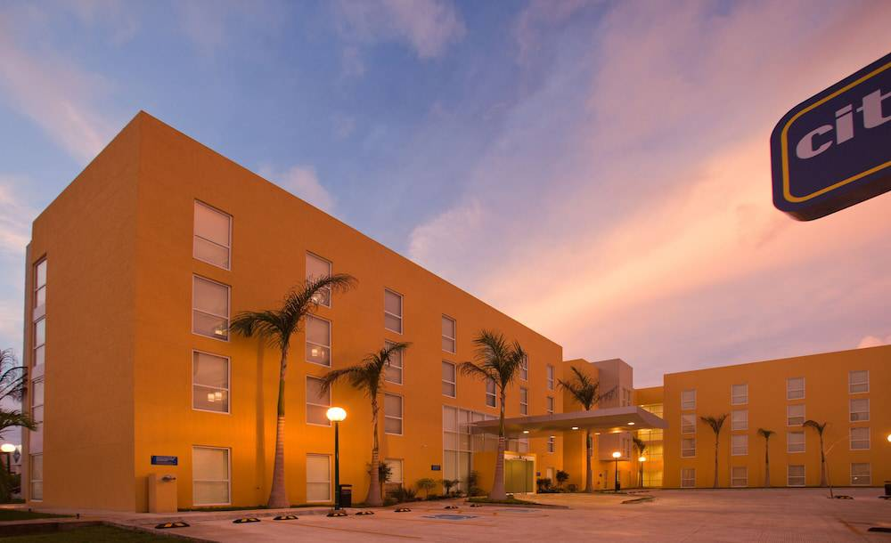 Hotel City Express Campeche Oficial