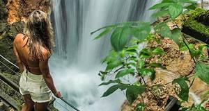Passeio Boca da Onça Trilha e Cachoeiras